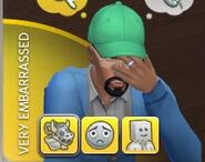 Very Embarrassed Sim
