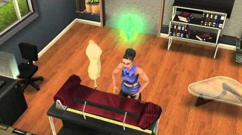 The Sims FreePlay Fashion Event Trailer