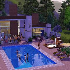 los sims 3 patios y jardines accesorios simspedia