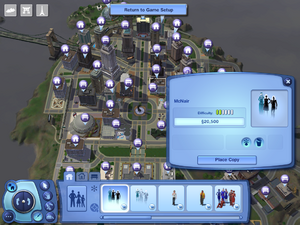 TS3 Ambitions Ghosts