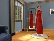 Kumiko Kimura in The Sims 3