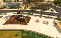 Oasis Springs Commercial District Playground