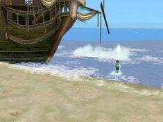 Bon voyage sims2