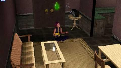 Meditation Sim Fu style