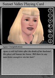 Agnes Card