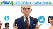 The Sims 4 Academy Swagger - Lesson 1 Create A Sim