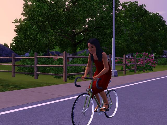 File:Bella On Her Bike.jpg