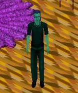 A zombie sim