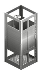 Aluminumb Shower System