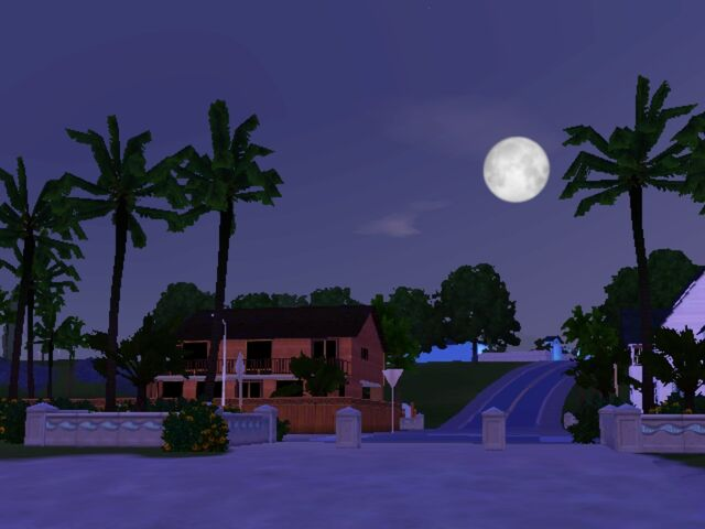 File:Beach At Night.jpg
