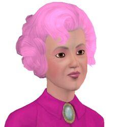 Headshot of Roz