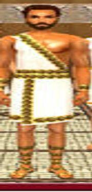 Ancient Greek Sim