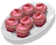 Cupcake-Strawberry Fizzy