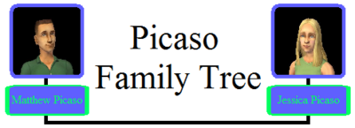 Picaso Family Tree