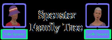 Spenster Family Tree