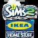 The Sims 2 IKEA Home Stuff Logo