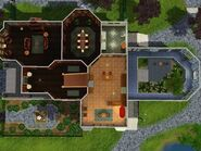 Goth manor 1st floor