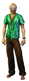 Patrizio Monty (The Sims 2 Console)