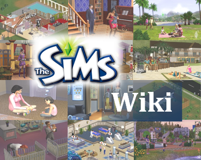 File:The Sims Wiki New Logo.png
