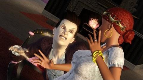 The Sims 3 Supernatural Announce Trailer (EA Singapore)