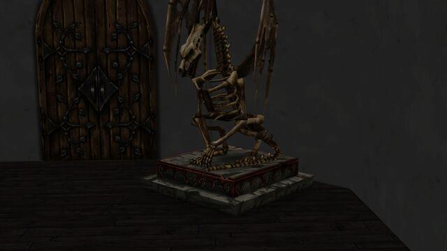 File:Reconstructed Baby Dragon Skeleton.jpg