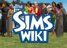 File:TheXmas's The Sims Wiki Logo.PNG
