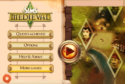 The Sims Medieval iOS Origin