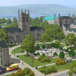 Sims University thumbnail