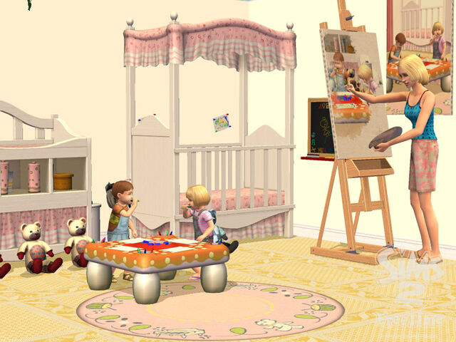 File:Toddler playing activity table.jpg