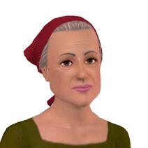 Headshot of Mair