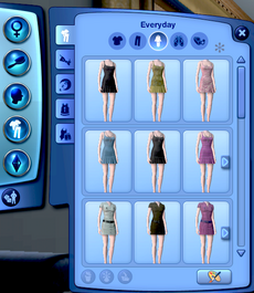TS3 Clothes