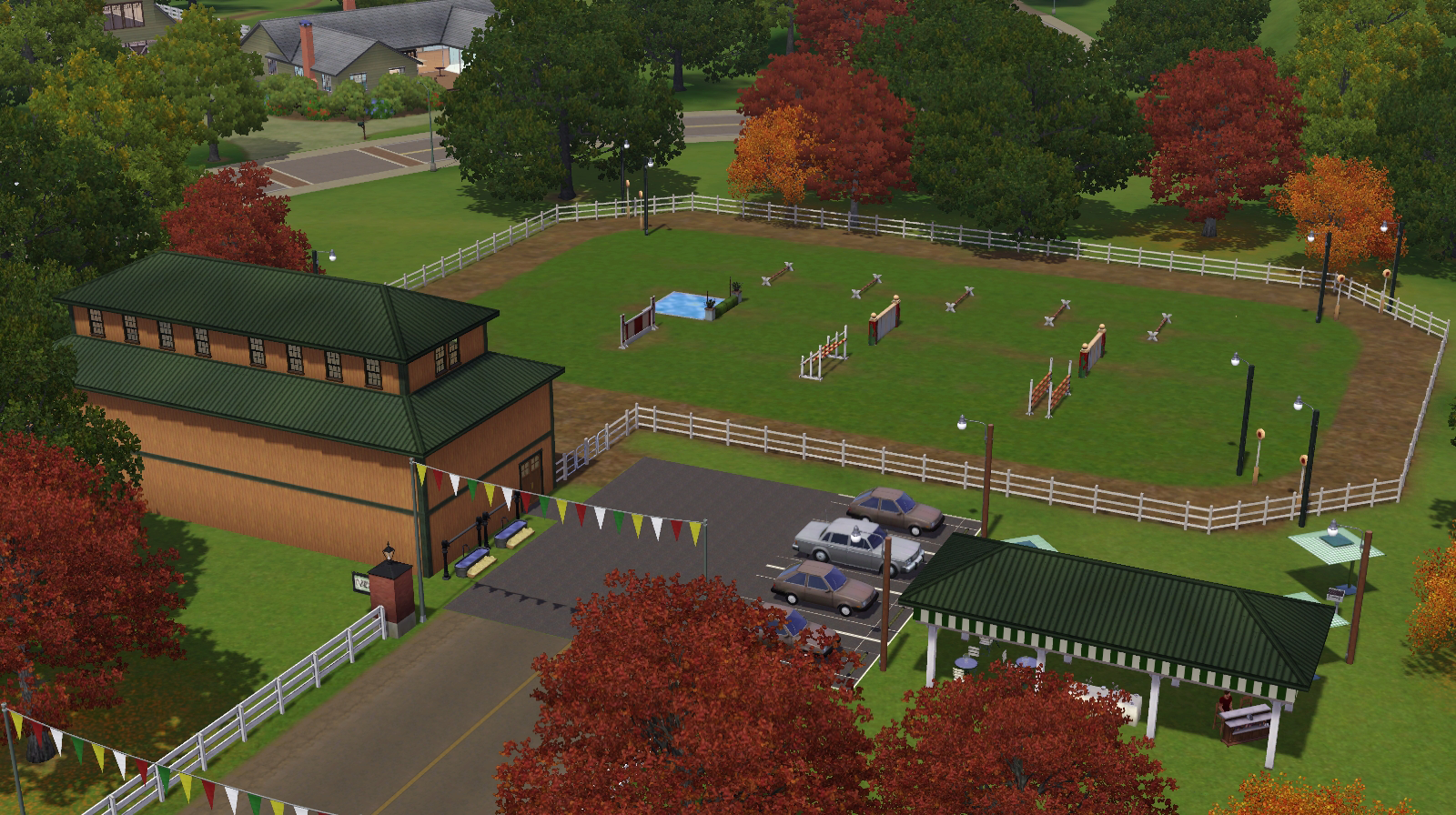 horse ranch the sims wiki fandom powered by wikia