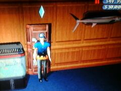Jon Fischer's Room 1 (The Sims Bustin' Out)