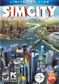 SimCity (2013) limited edition