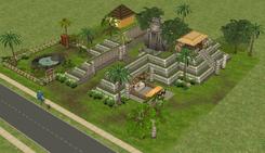 Majestic Ruins of Jumbok IV