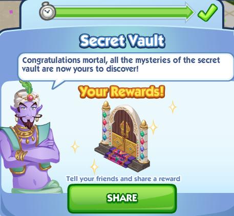 File:Sims Social - Arabian Nights Week - Secret Vault - Complete.png