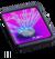 Book Skills Music Laser Purple