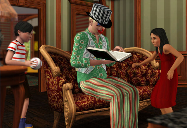 File:Tragic Clown's Original Appearance in TS3 04.jpg