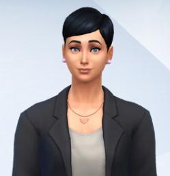 Ladah-Agnetha Lyngstad (The Sims 4)