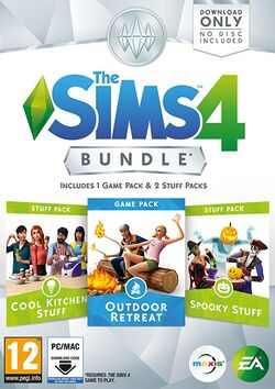 The Sims 4 Bundle 2