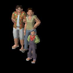 Parrott family (Appaloosa Plains)