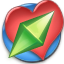 File:Badgesimslove.png