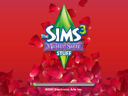 Sims 3 Master Suite Stuff US Startup Screen