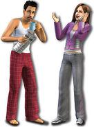 Sims2ApartmentLifeRenders