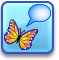 Trait Social Butterfly
