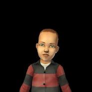 Ronald Taylor Toddler