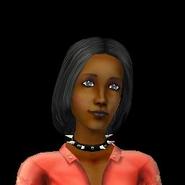 Bella Goth II Icon