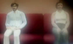 The Schleicher Family Photo - Wilford & Lucinda (The Sims Bustin' Out)