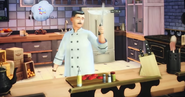 Ts4 cooking render