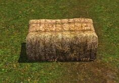 Square Hay Bale